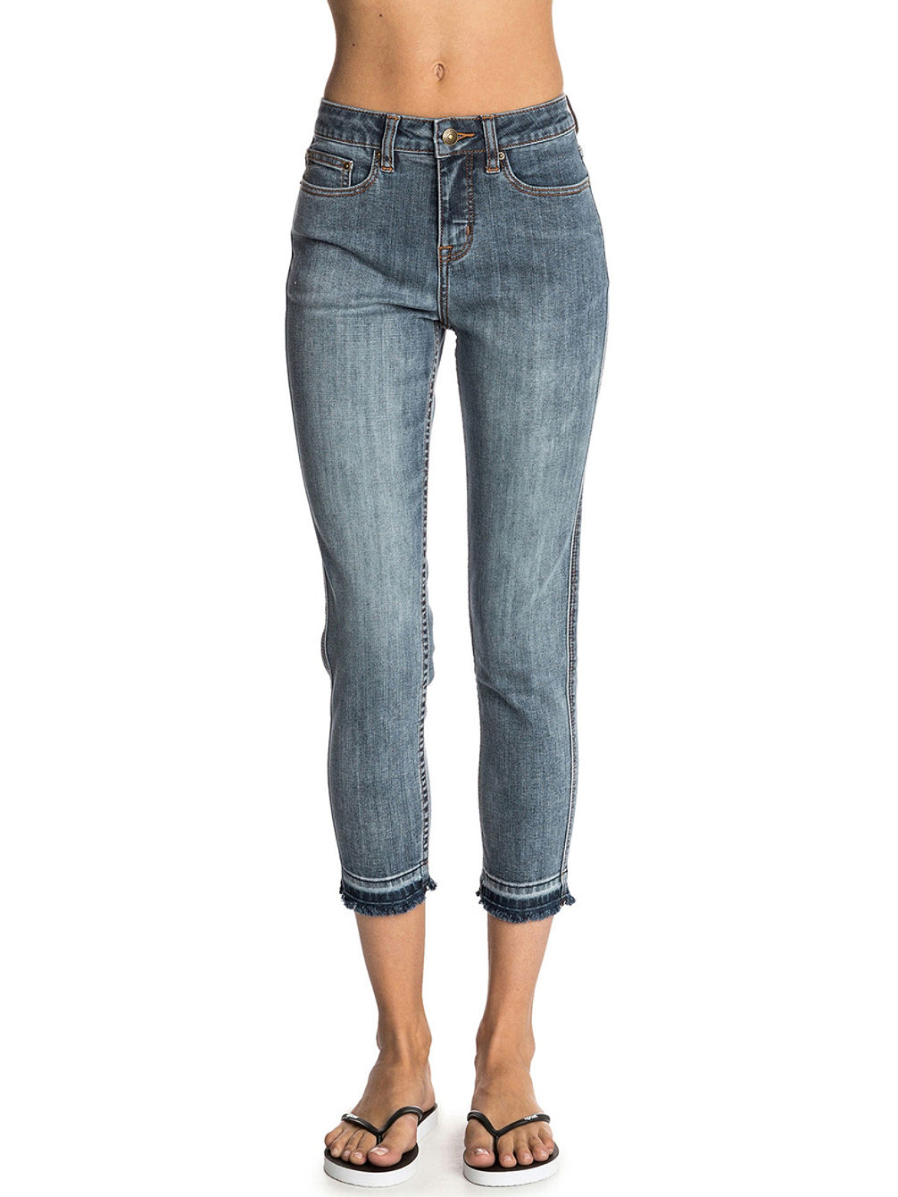 Pins High Rise Jeans