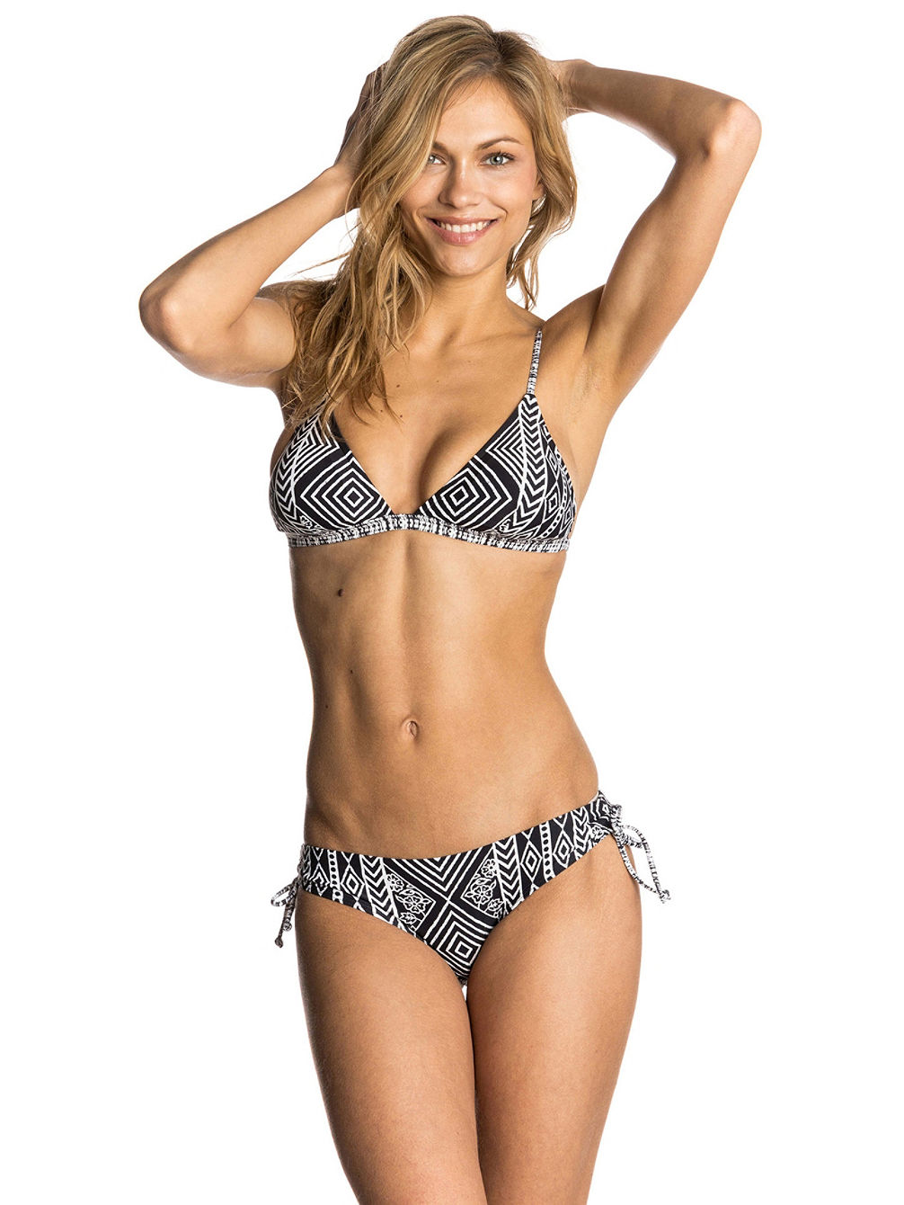 Black Sands Tri Set Bikini
