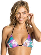 Hot Shot Basic Tri Bikini Top