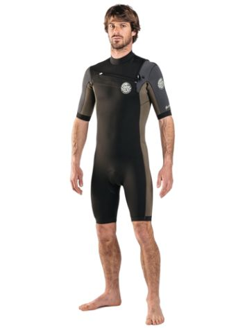 Rip Curl Aggro 2/2 Chest Zip Spring Wetsuit