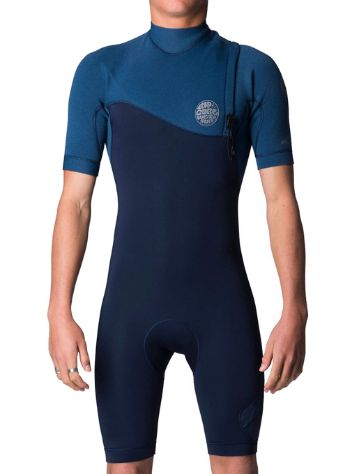 Rip Curl E Bomb Zip Free 2/2 GB S/S Spr Wetsuit