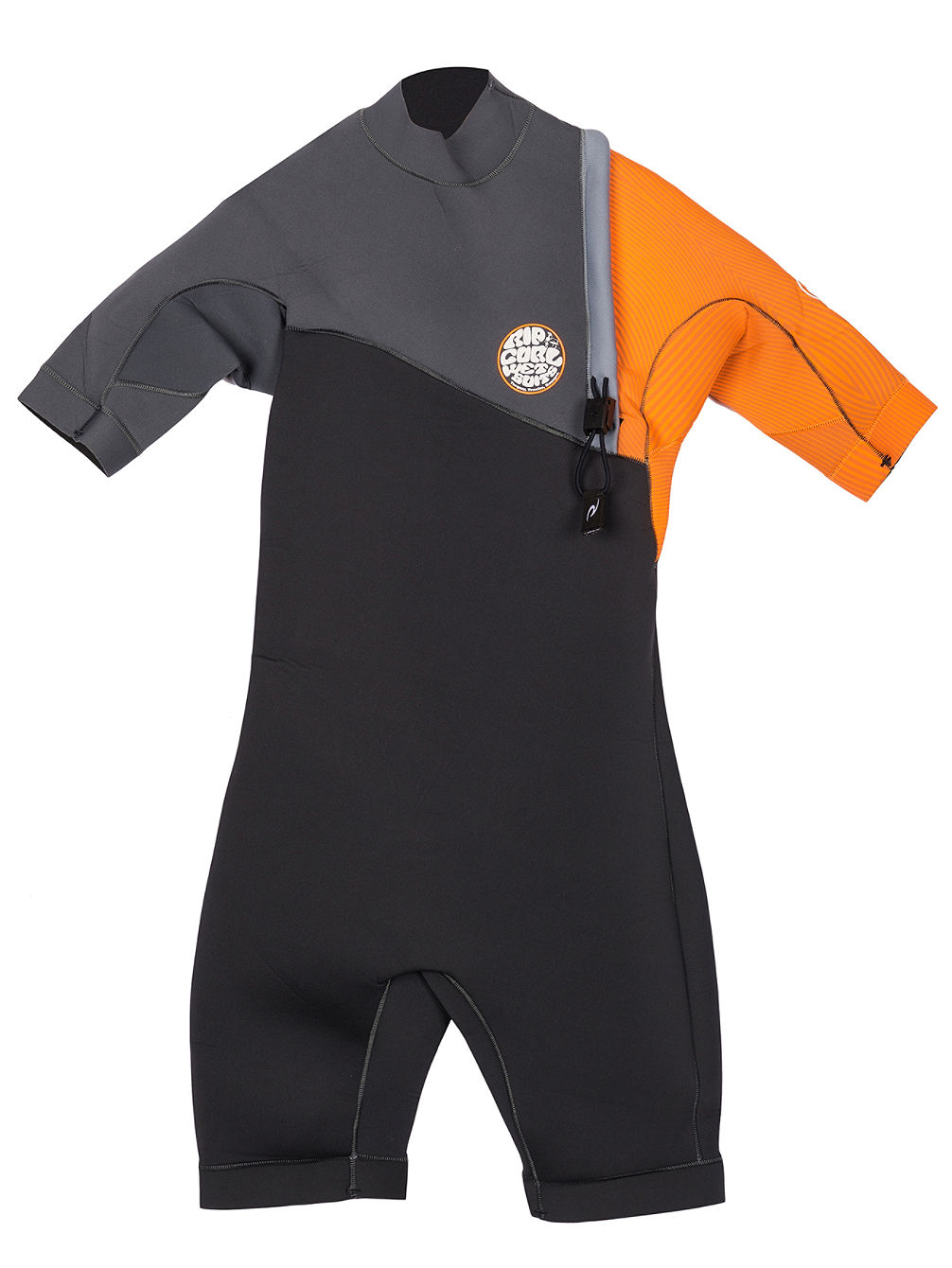 E Bomb 2/2 Zip Free Wetsuit Youth