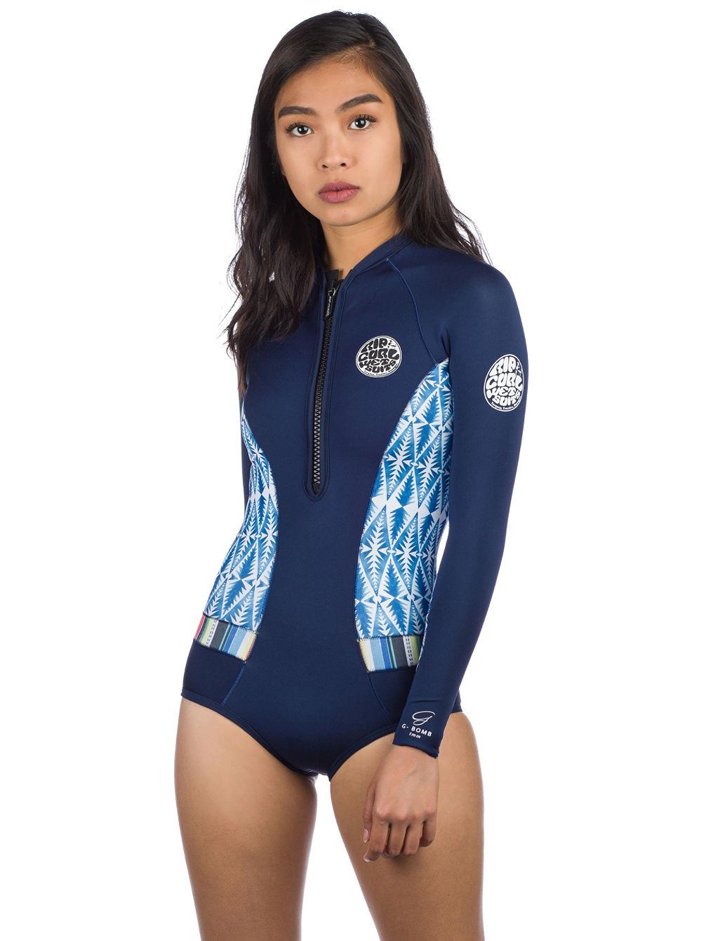 f704a1049d Buy Rip Curl G Bomb L Sl Spring Hi Cut Wetsuit online at blue-tomato.com
