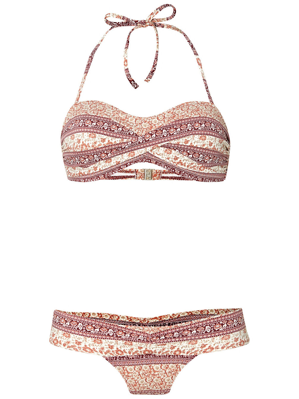 Wireless Bandeau Bikini B Cup