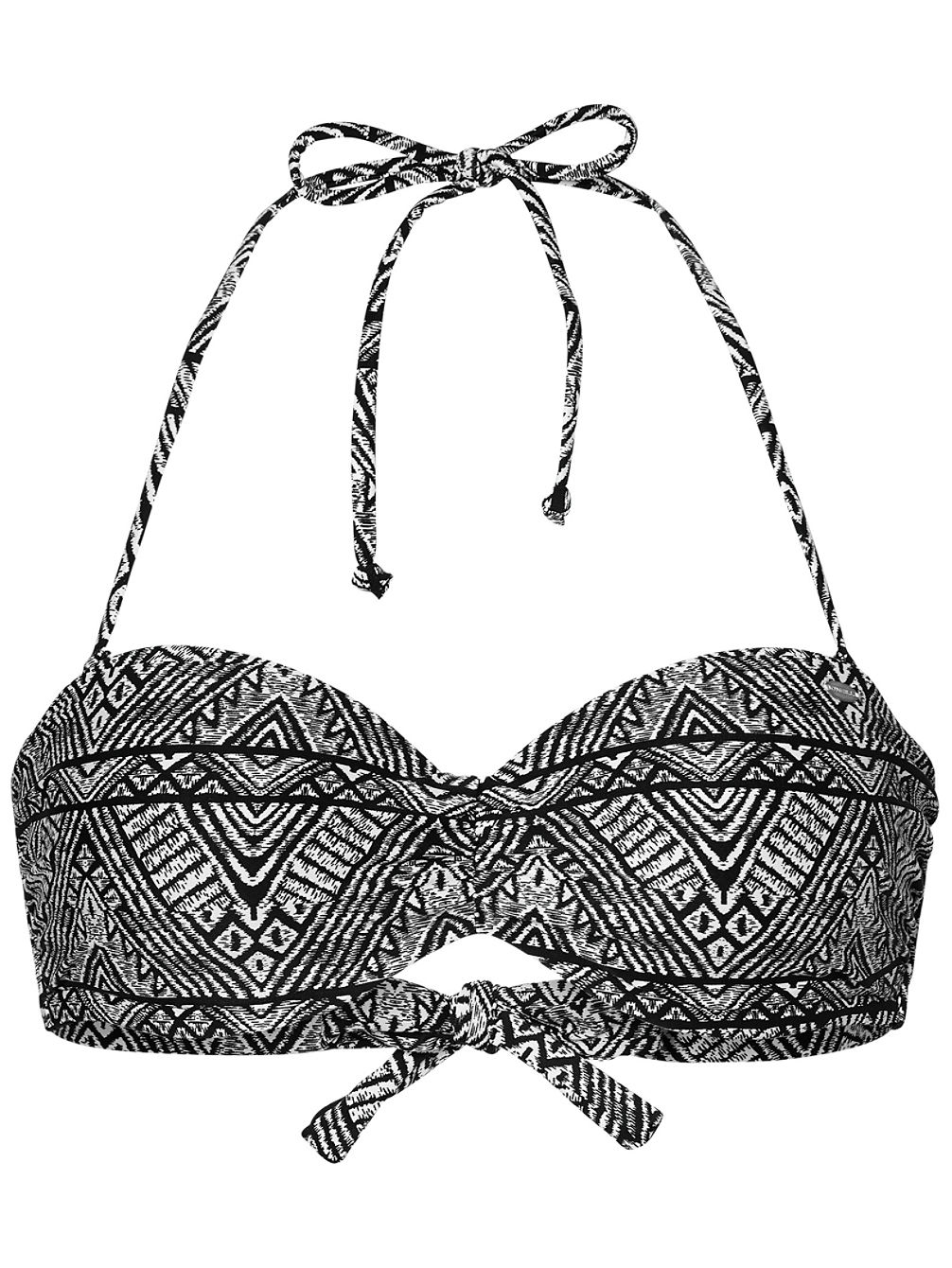 Buy O\'Neill Molded Wire Bandeau Bikini Top D Cup online at blue ...