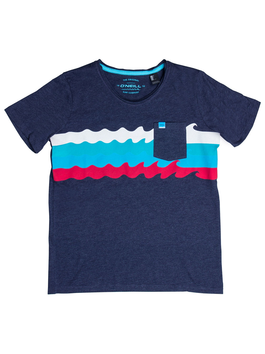 Wave After Wave T-Shirt Jungen
