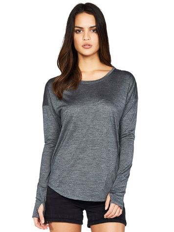 Mons Royale Merino Estelle Relaxed Tech Tee LS
