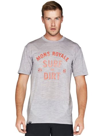 Mons Royale Merino Icon Surf Tech Tee