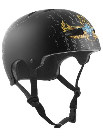 TSG Evolution Artist Series Goldbeck Helmet