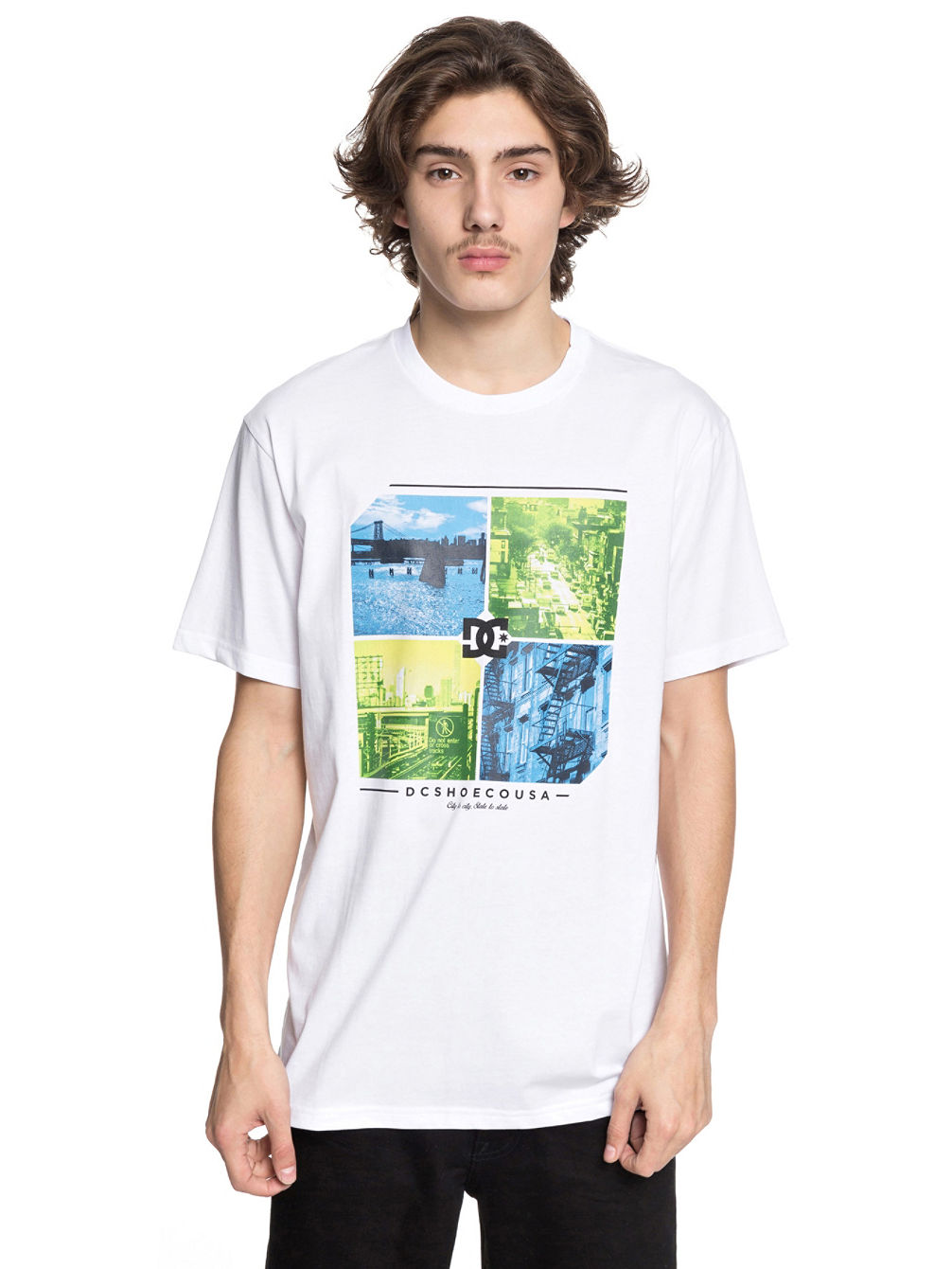 City To State T-Shirt