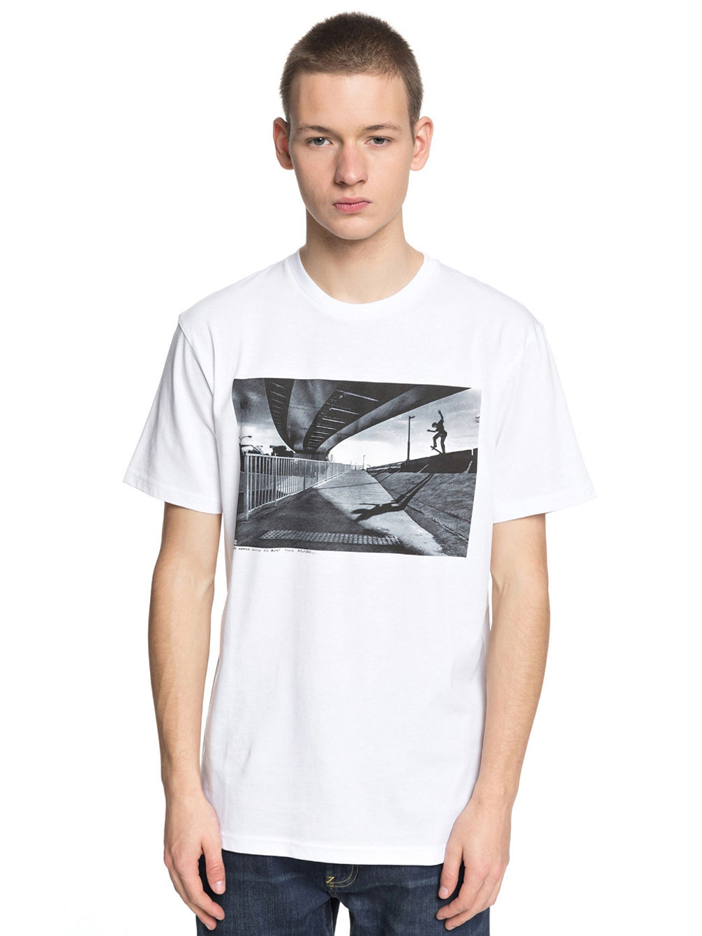 Wes Switch Blunt T-Shirt