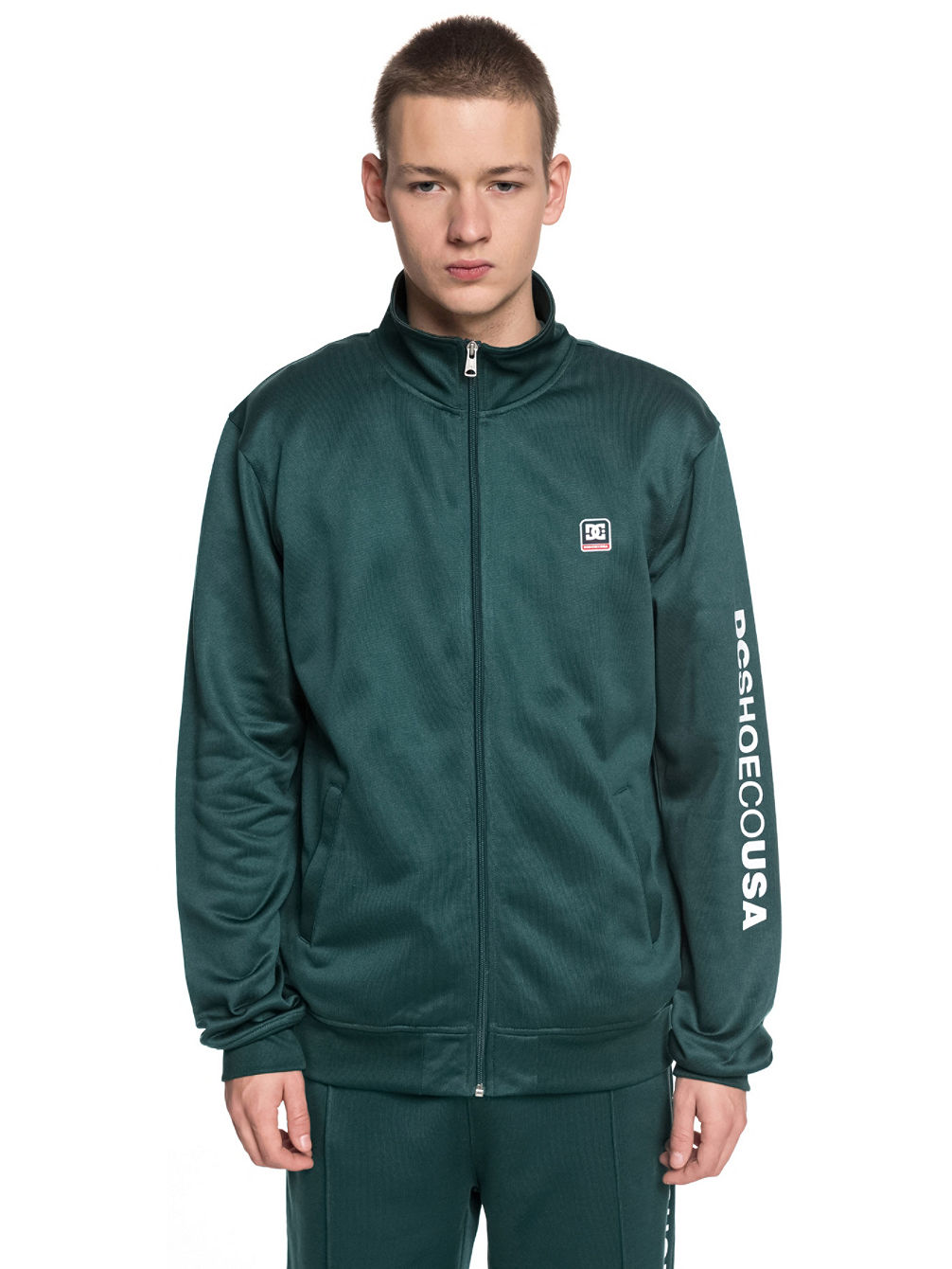 Heggerty Track Jacket