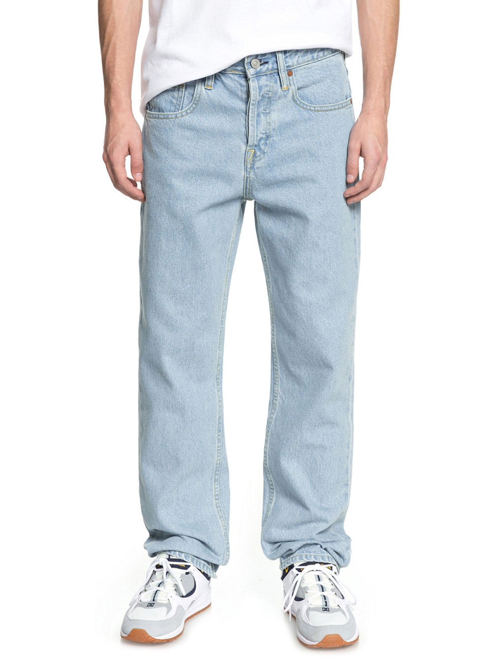 Worker Relaxed Jeans