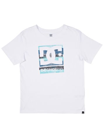 DC Rusted Panel T-Shirt Jungen