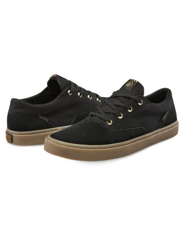 Volcom Draw LO Suede Sneakers