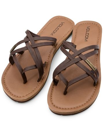 Volcom Strap Happy Sandalias Women