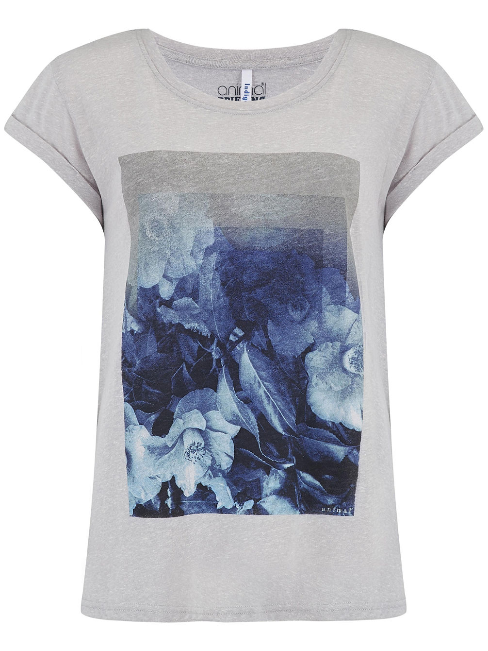 Moon Flower Camiseta