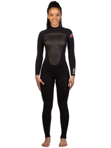 Animal Womens Lava 4/3 Back Zip 4/3 Wetsuit