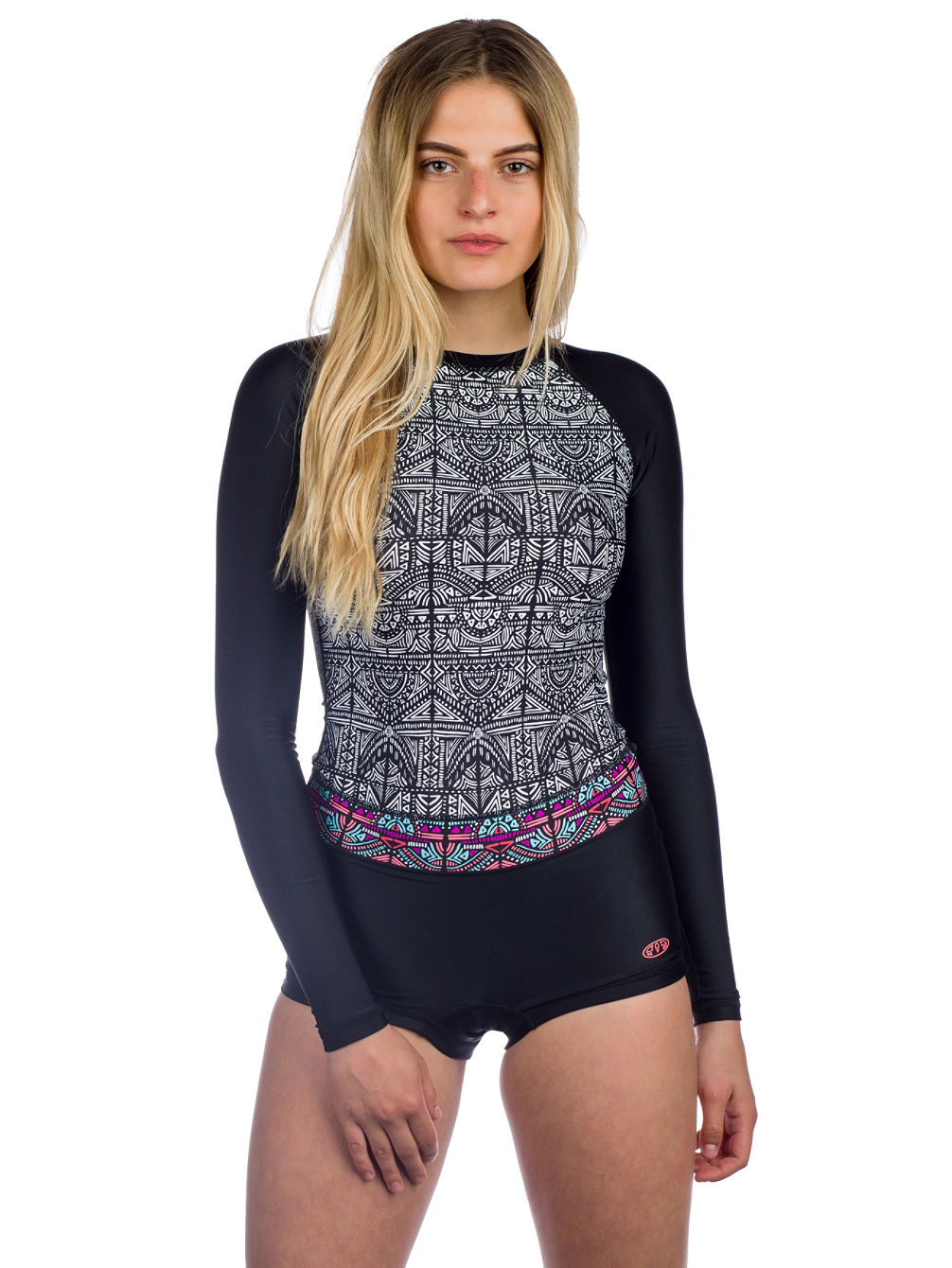 Hannah Flo Rash Guard LS