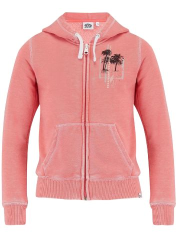 Animal Seeya Zip Hoodie Girls