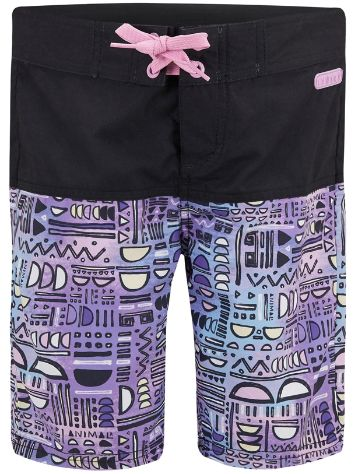 Animal Sunset Sands Boardshorts meisjes