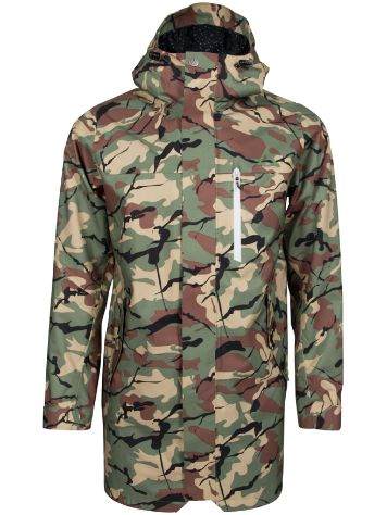 WearColour Hurricane Parka