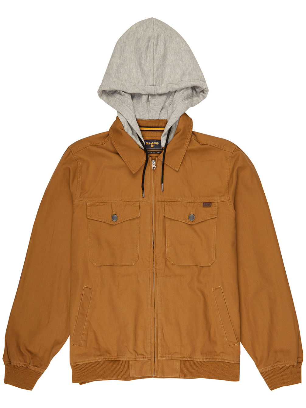 Barlow Canvas Jacket