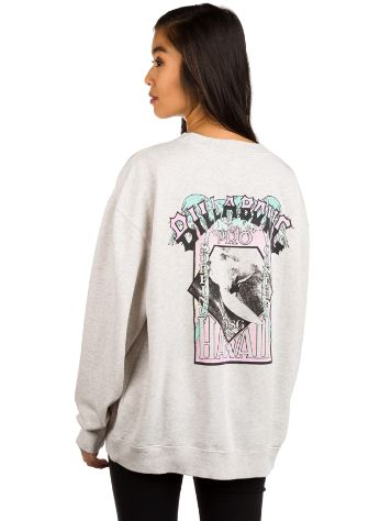 Billabong White Wash Sweater