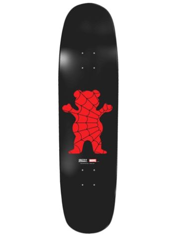 "Grizzly X Marvel Spiderman Cruiser 8.0"" Deck"