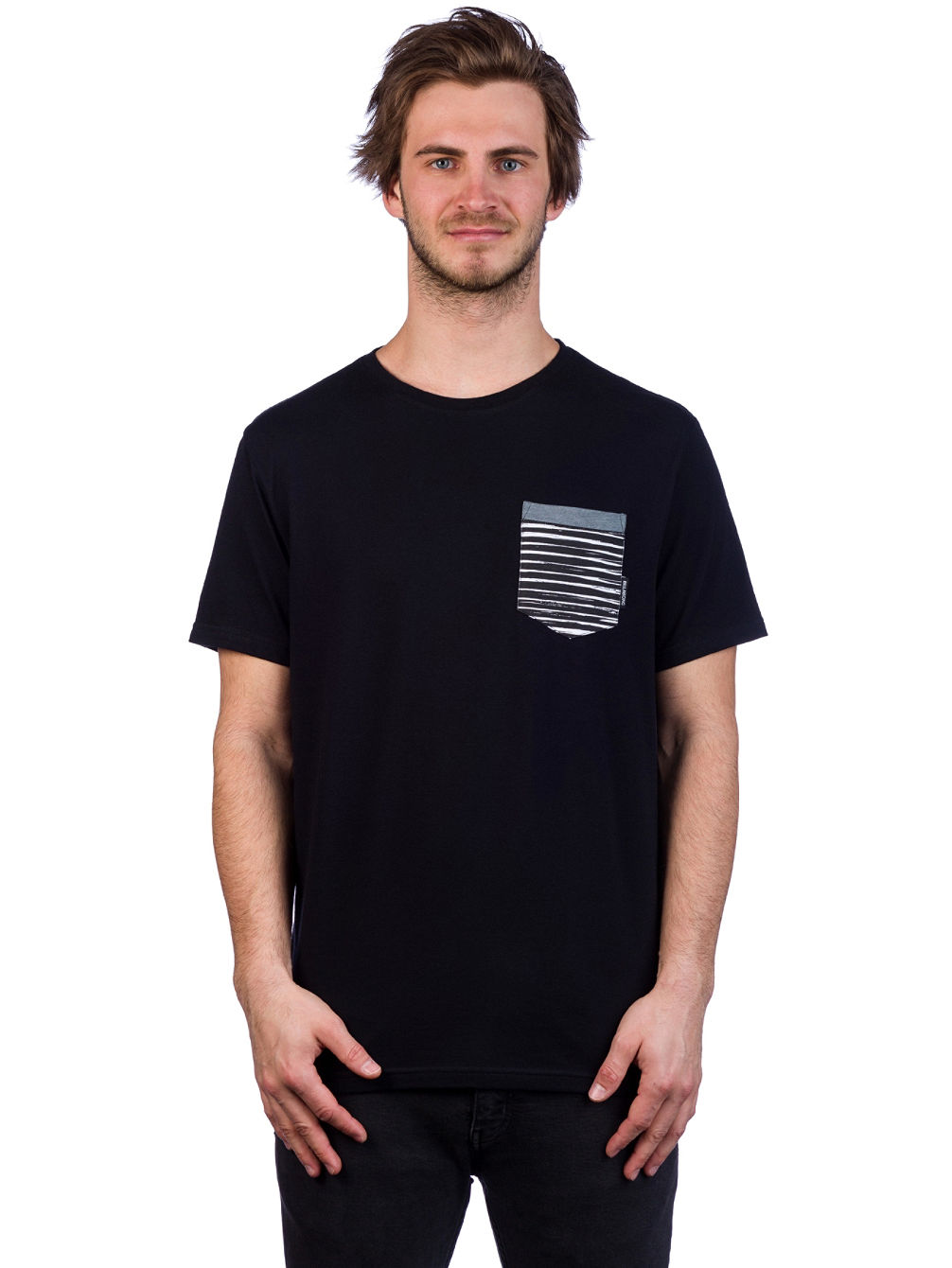 All Day Printed Crew T-Shirt