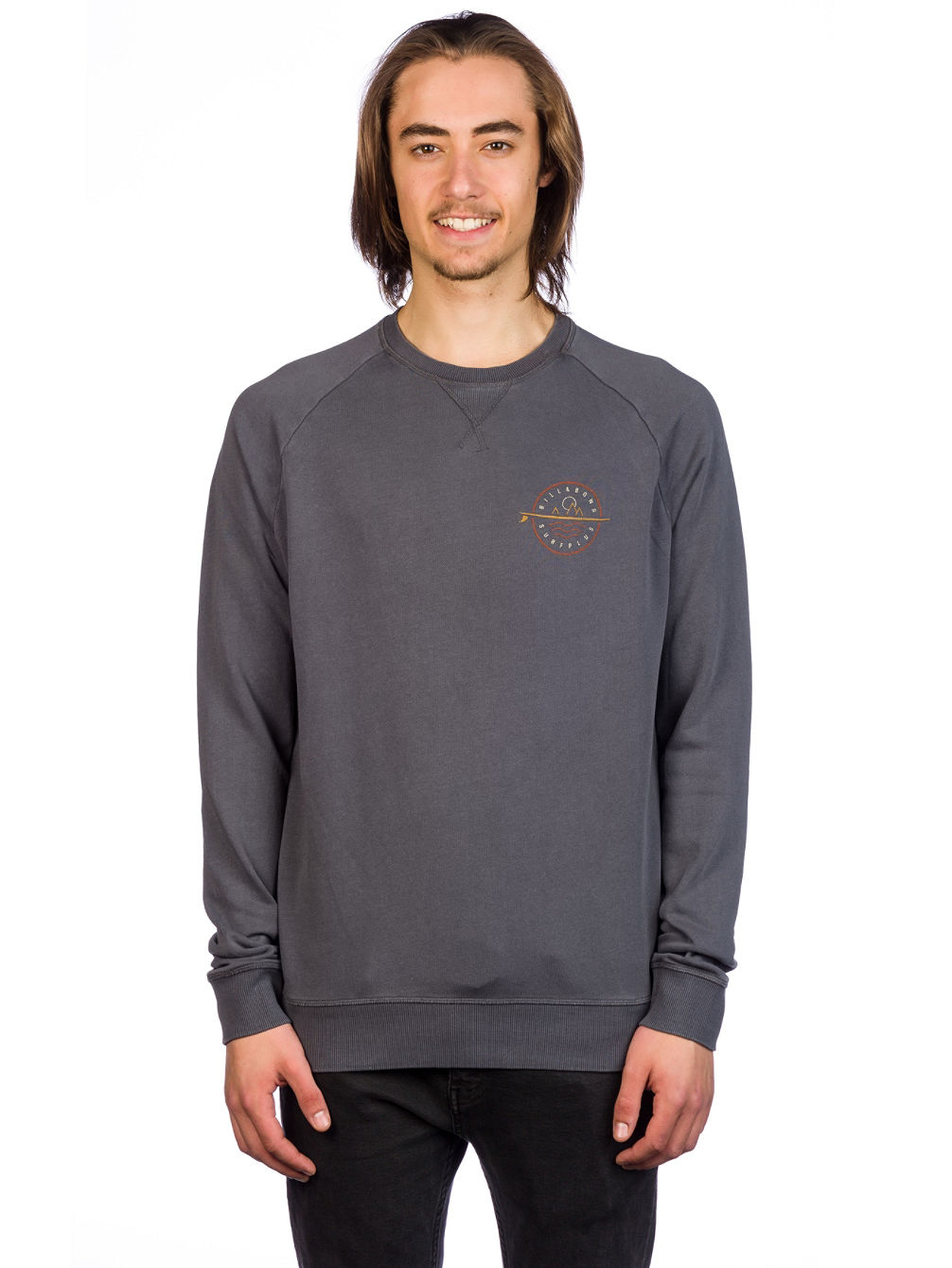 Crossboard Crew Sweater