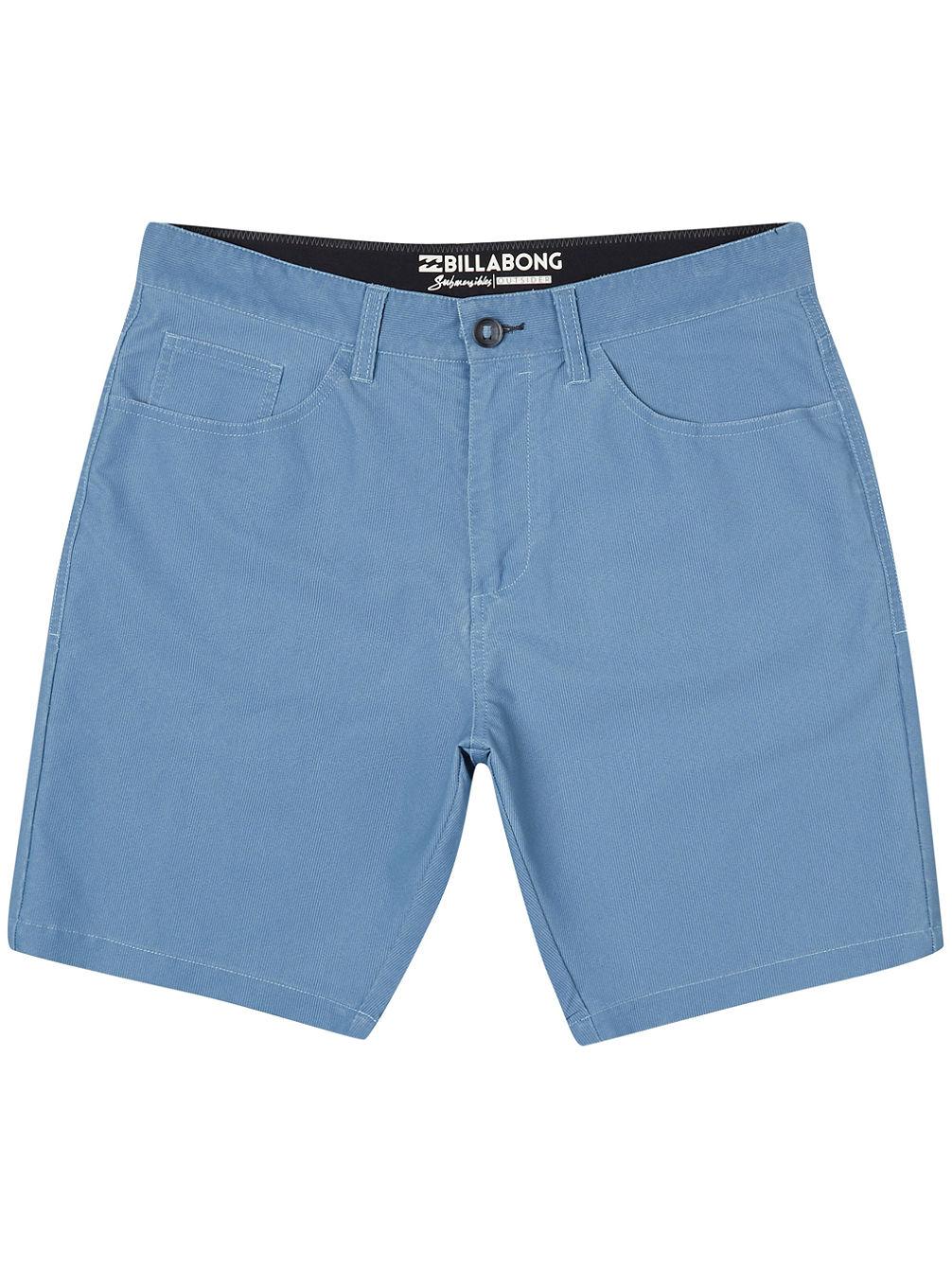 Buy Billabong Outsider X Surf Cord Shorts online at blue-tomato.com 825ef8666b