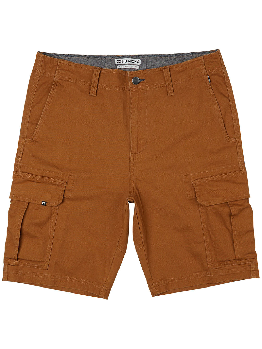Scheme Cargo Stretch Shorts