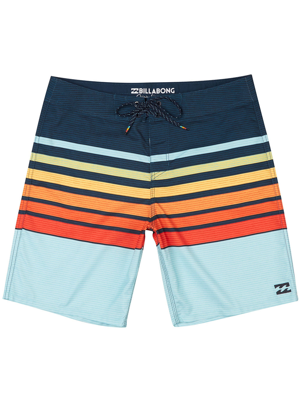"All Day Og Stripe 18"" Boardshorts"