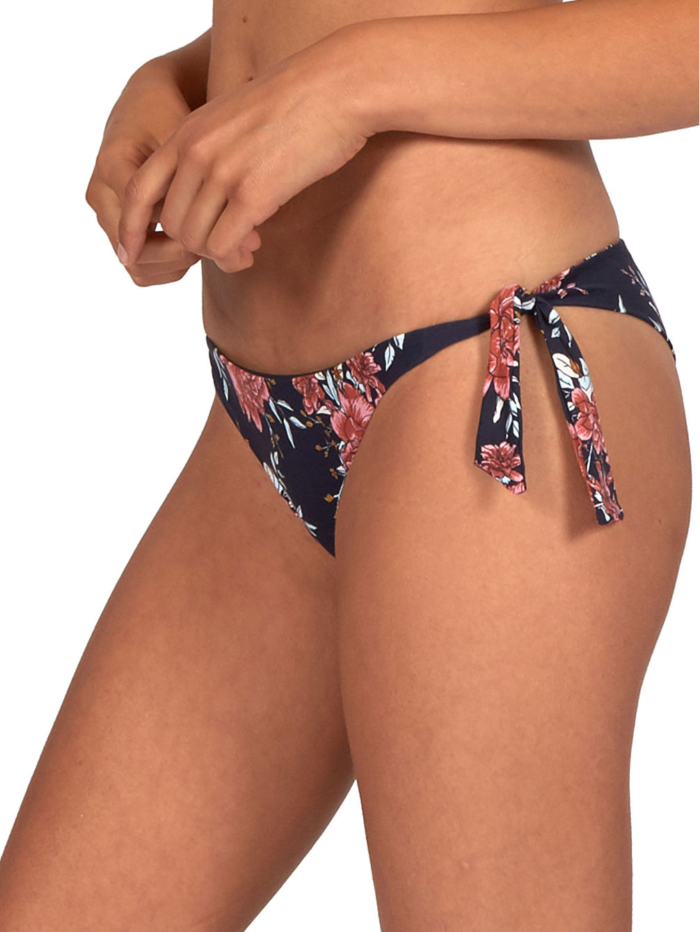 Let It Bloom Tanga Bikini Bottom