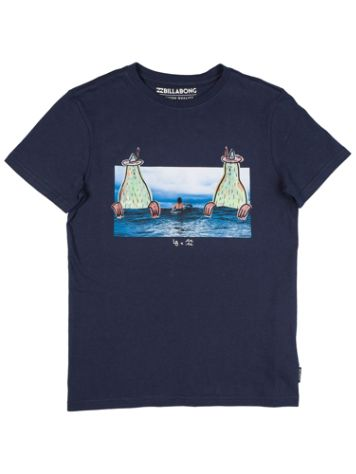 Billabong Twin Peak T-Shirt Jungen