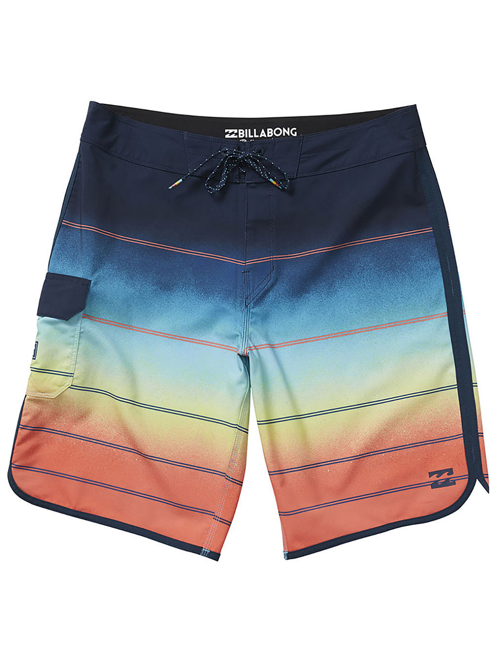 "73 X Stripe 16.5"" Boardshorts Boys"