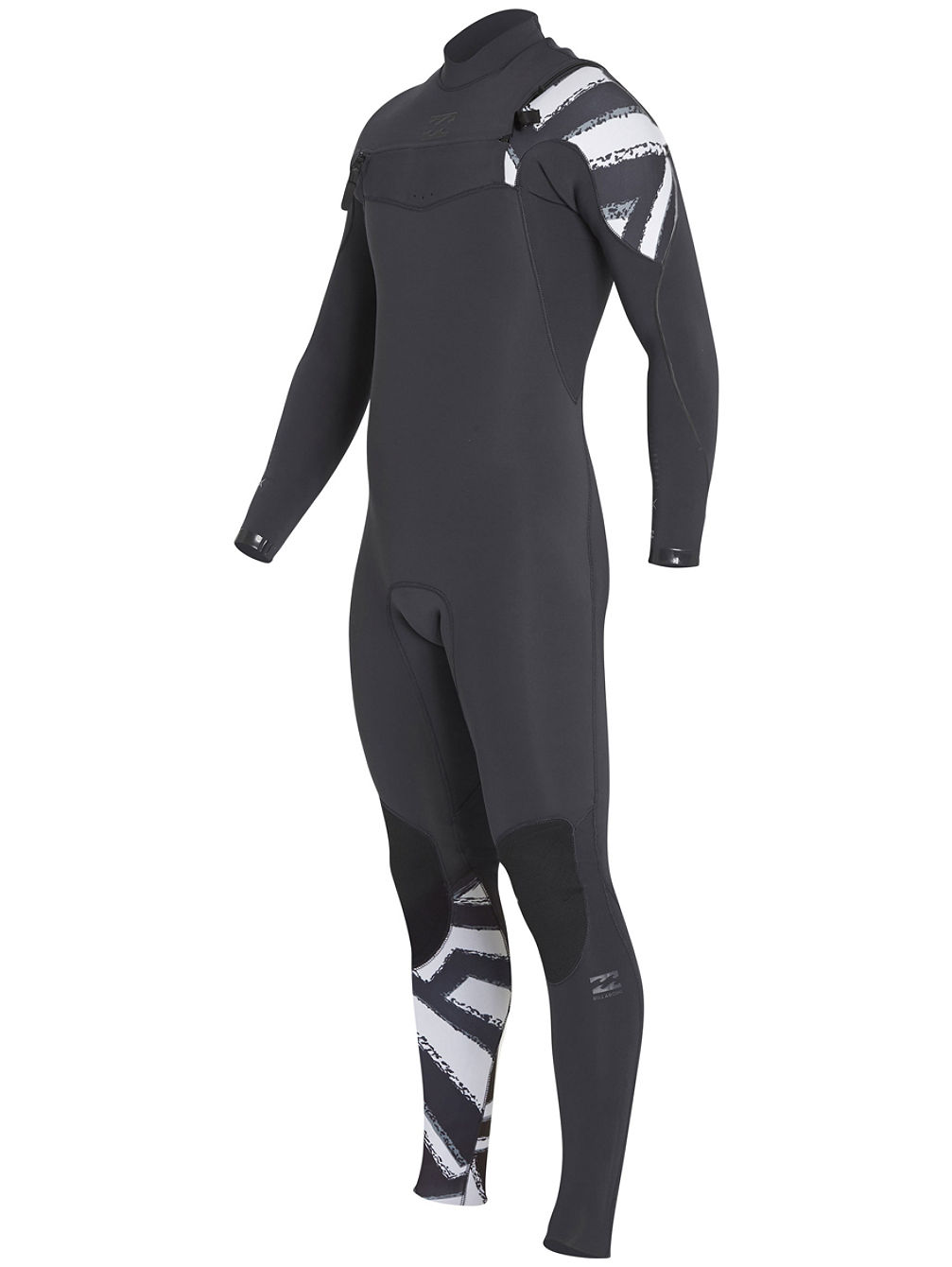 3/2 Furnace Comp Chest Zip Wetsuit