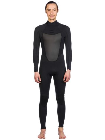 Billabong 3/2 Absolute Back Zip Flatlock Wetsuit