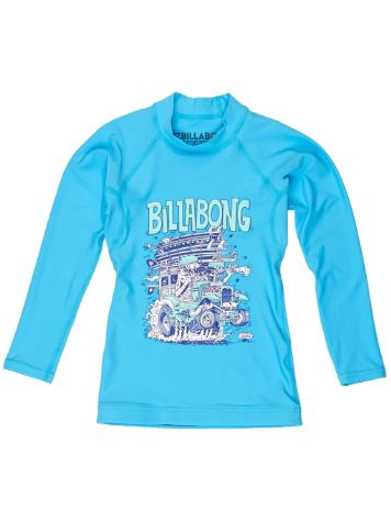 Billabong Woody Trip Lycra LS Youth