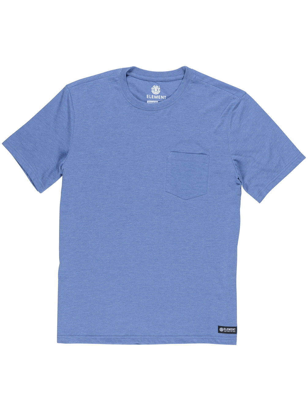 Basic Pocket Crew T-Shirt