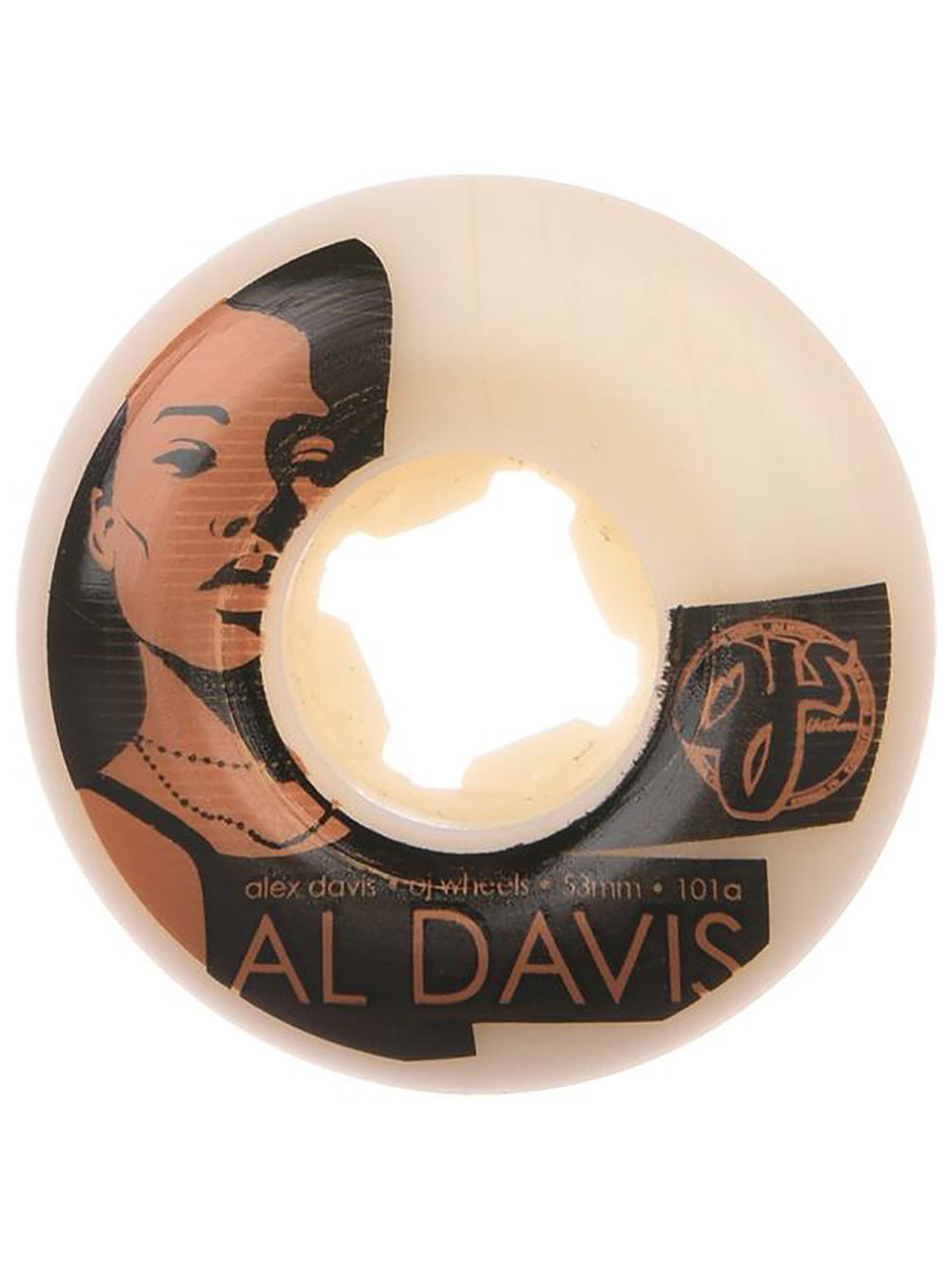 Al Davis Girl 53mm Ruedas