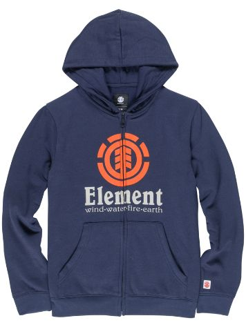 Element Vertical Zip Hoodie