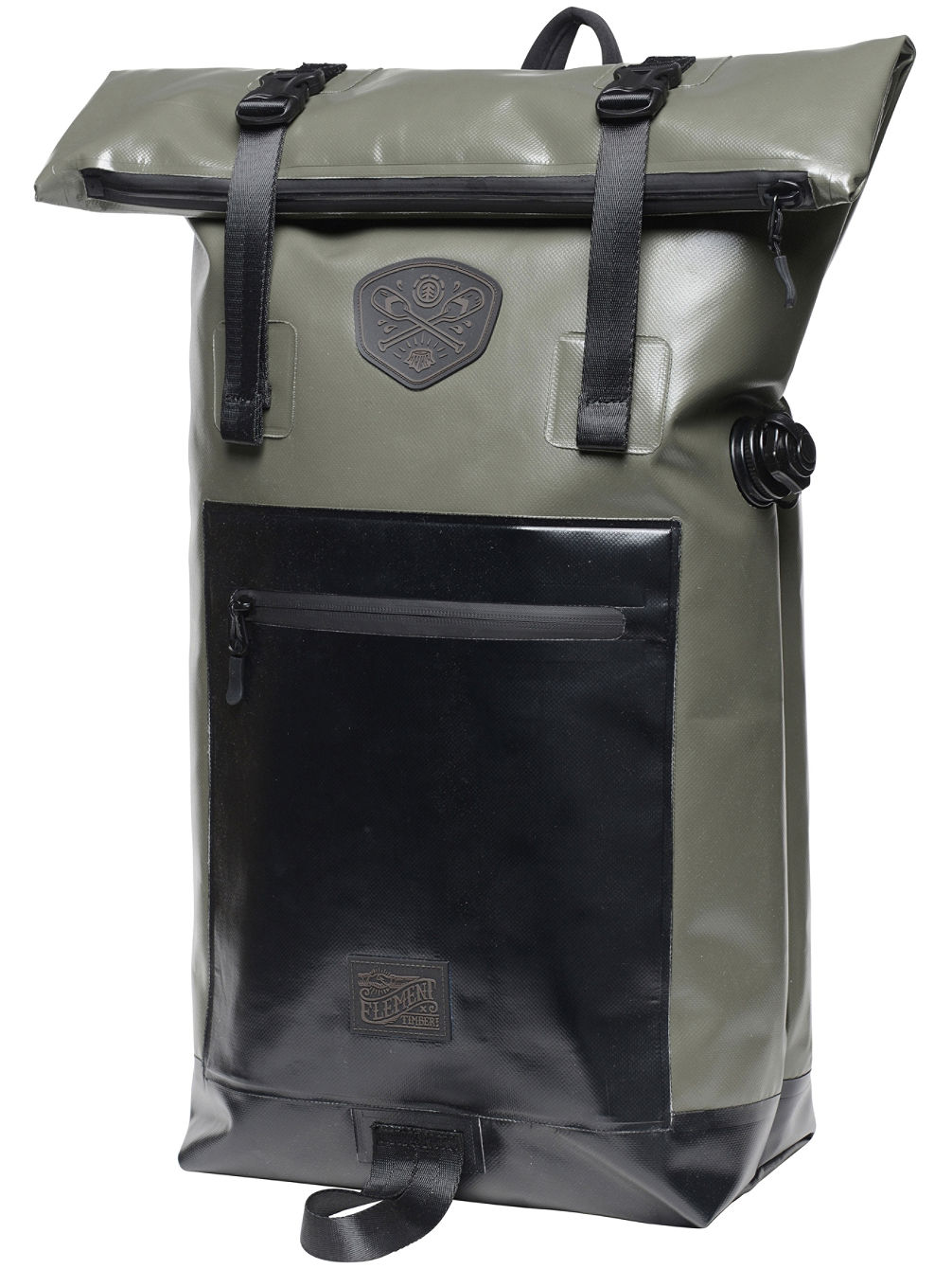 Waterproof Timber Roll Up Rucksack