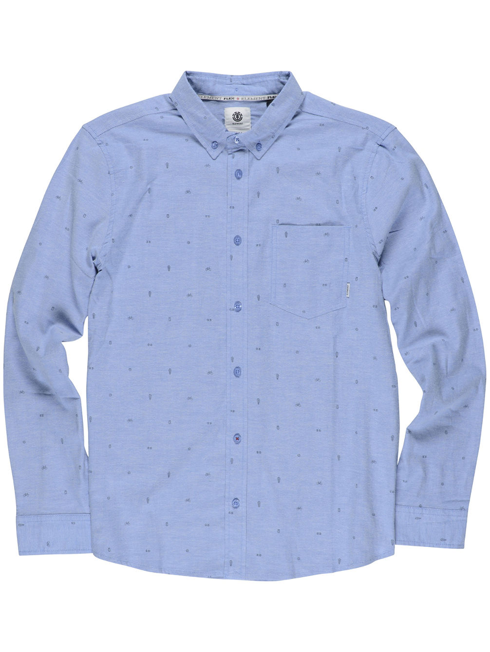 Bowmont Shirt LS
