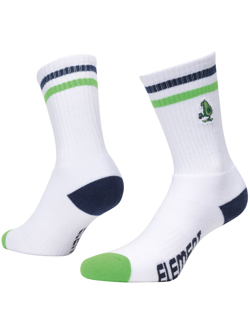 Yawye High Rise A 2 Pack Socks