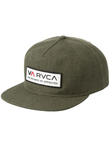 RVCA Uniform Snapback Cap