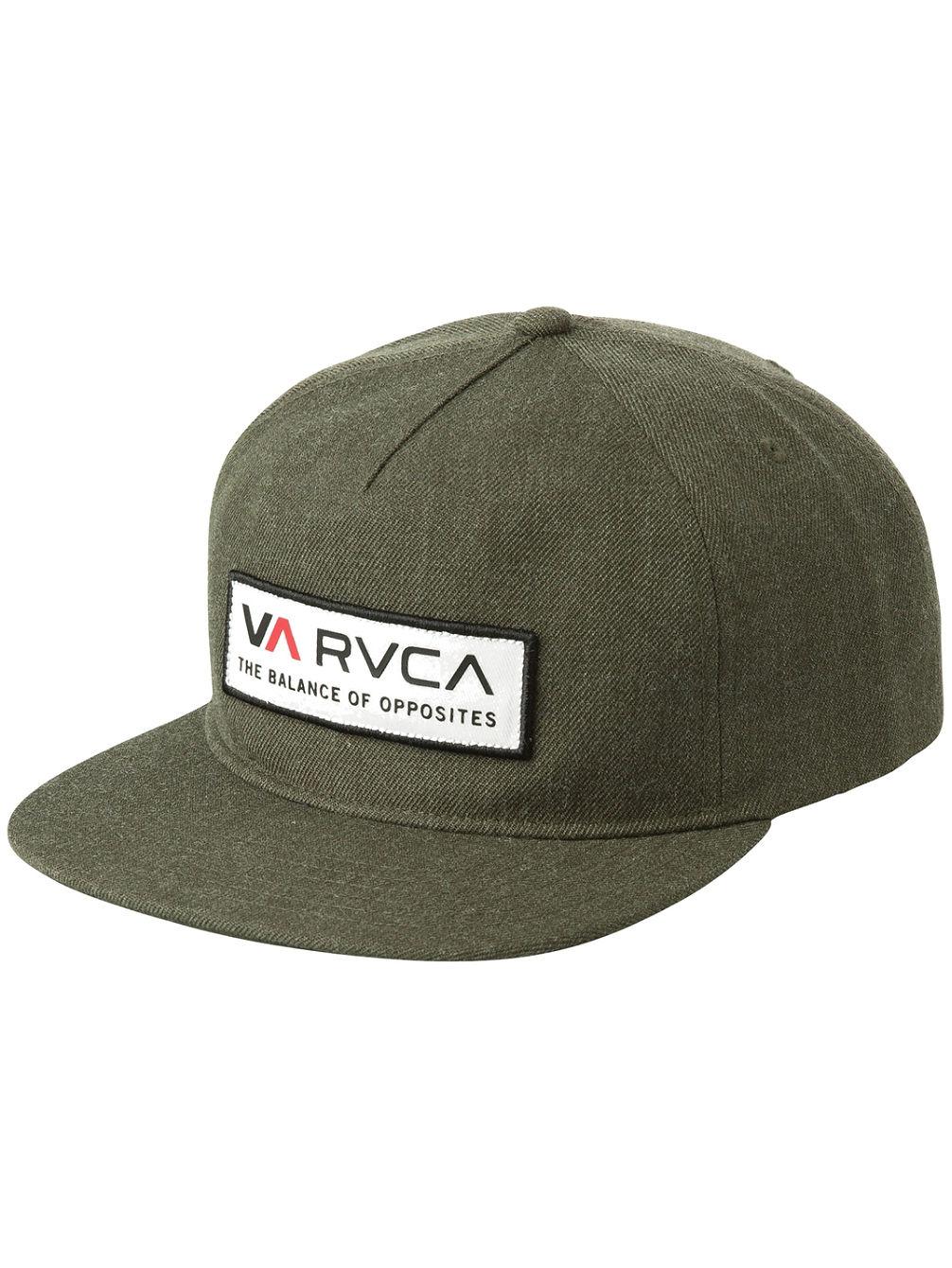 64c7d41116c26e Buy RVCA Uniform Snapback Cap online at Blue Tomato