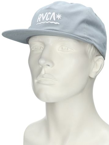 new products a68ee ed1de Buy RVCA Squig Snapback Cap online at Blue Tomato
