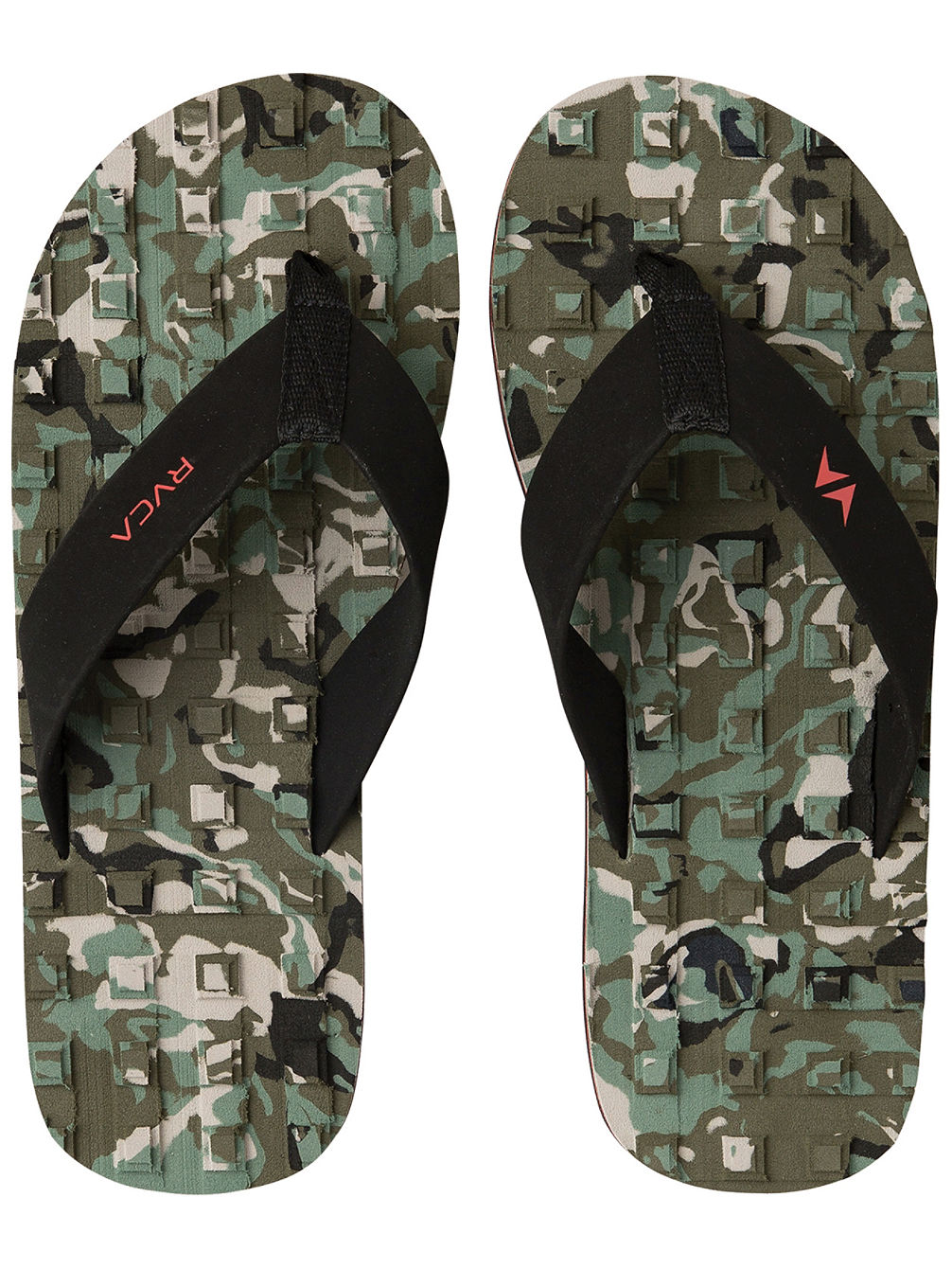 fbcfebea61b9 Buy RVCA Astrodeck Sandals online at Blue Tomato